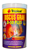 Discus Gran 50 Plus granulado 250 ml.