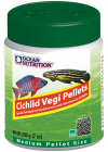 Cichlid Vegi Pellets Medium (200 grs)